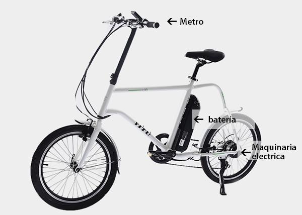 ¿Precauciones sobre las bicicletas eléctricas?