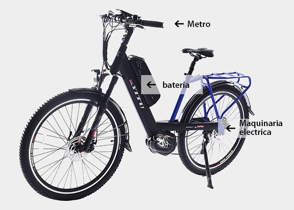 ¿Cuáles son los requisitos técnicos de las bicicletas eléctricas?