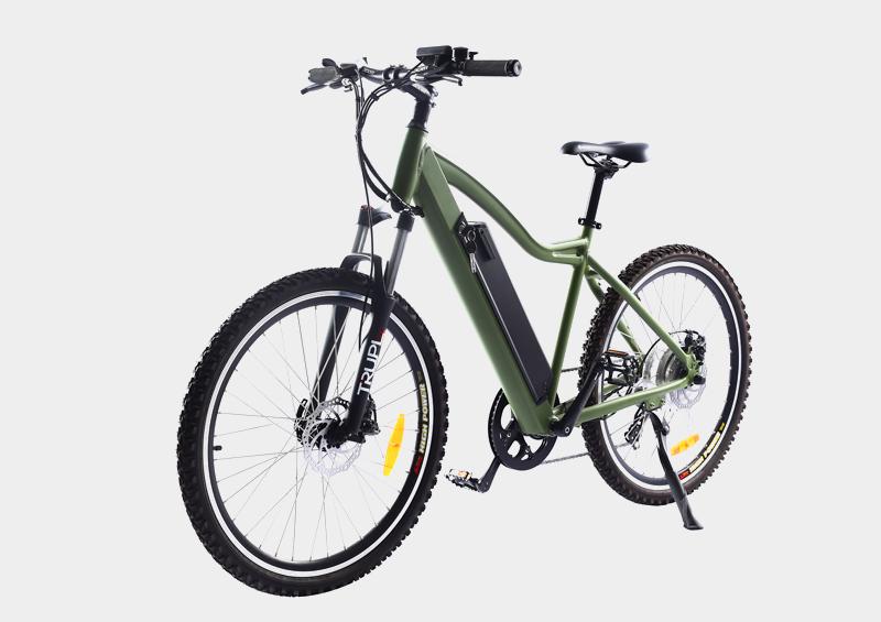 ¿Precauciones sobre el uso de bicicletas eléctricas?