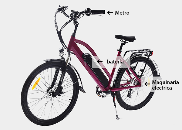¿A qué debo prestar atención antes de montar en bicicleta eléctrica?