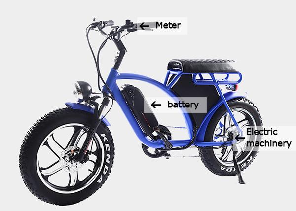 ¿Se puede cargar la batería de una bicicleta eléctrica?