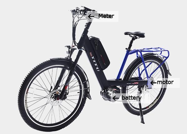 ¿Cuáles son las precauciones importantes para las bicicletas eléctricas?