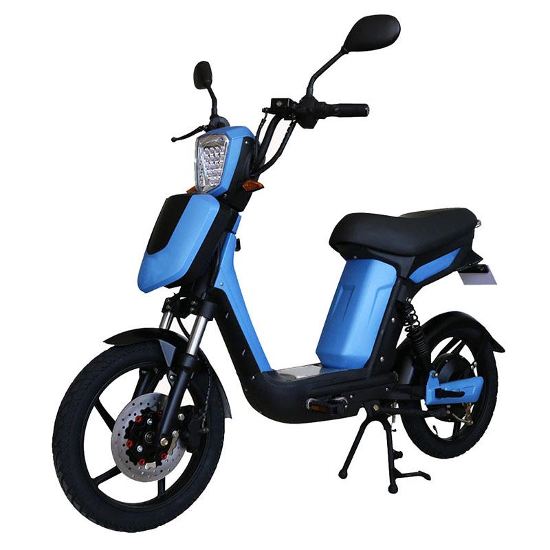 ¿A qué debo prestar atención antes de montar en bicicleta eléctrica?(2)